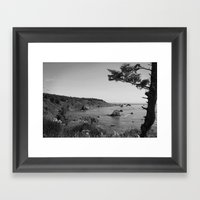 Patricks Point State Par… Framed Art Print