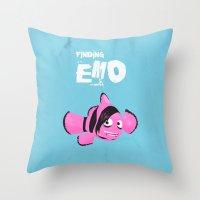 Coupling Up (accouplés)… Throw Pillow