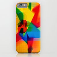iPhone & iPod Case featuring Colour by Created Crafted Found
