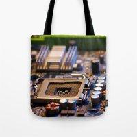 transistorville Tote Bag