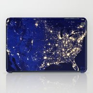 iPad Case featuring America by 2sweet4words Designs