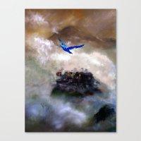 Der Letzte Frieden Gesan… Canvas Print