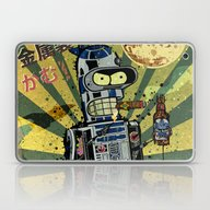 BendR2D2 Laptop & iPad Skin