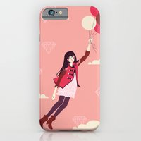 iPhone & iPod Case featuring Lucy in the Sky by Paula McGloin