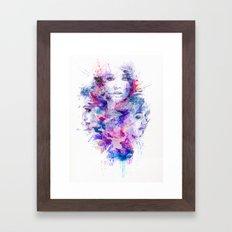 Water Colour Framed Art Print
