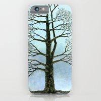 The lonely tree iPhone 6 Slim Case