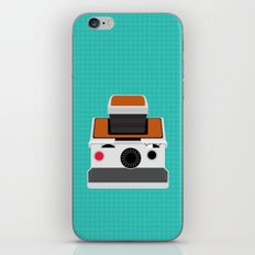 Polaroid SX-70 Land Camera iPhone & iPod Skin