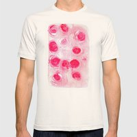 Ch-ch-ch-cherry Bomb Mens Fitted Tee Natural SMALL