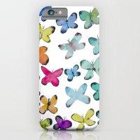 For A Friend: Butterflies iPhone 6 Slim Case