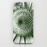 Black And White Flower C… iPhone 6 Slim Case