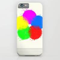iPhone & iPod Case featuring Krylon by Dave Houldershaw