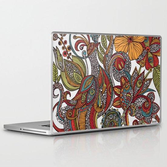 Feather Heaven Laptop & iPad Skin