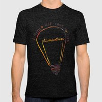 Lizzie Bennet #1 Mens Fitted Tee Tri-Black SMALL