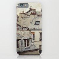 Paris roofs iPhone 6 Slim Case