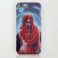 iPhone & iPod Case featuring Blood witch by Jessica Prando