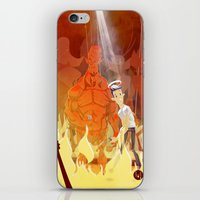 Need for backup? iPhone & iPod Skin