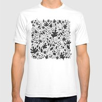 Breezy (Mono) Mens Fitted Tee White SMALL