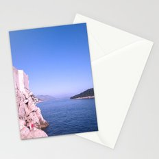 Cliff Diver Stationery Cards