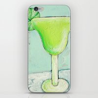 If life gives you limes... iPhone & iPod Skin
