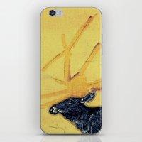 horns iPhone & iPod Skin