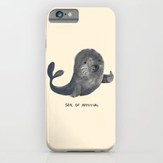 Seal Of Approval iPhone 6 Slim Case