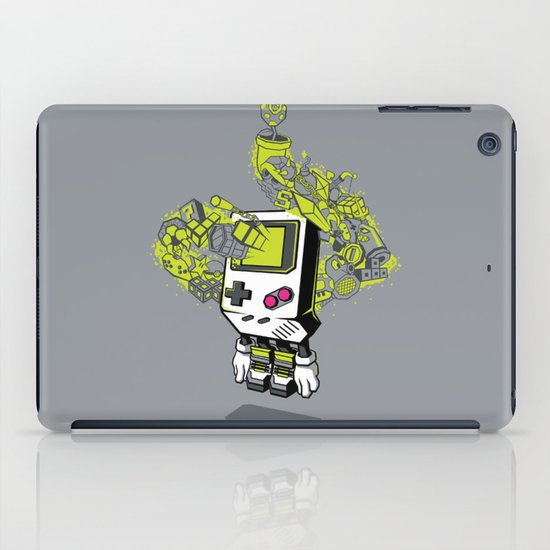 Pixel Dreams iPad Case