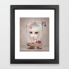 Glasshouse III Framed Art Print
