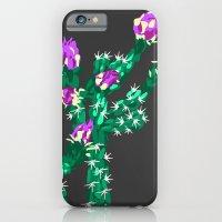 Flowering Cactus iPhone 6 Slim Case