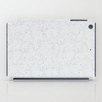 Hares iPad Case