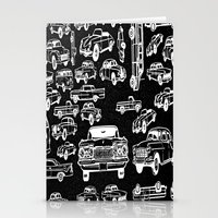 Cars Stationery Cards