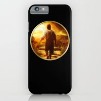 iPhone & iPod Case featuring Bilbo's Journey - Painting Style by ElvisTR