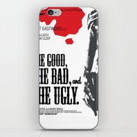 The Good, The Bad And Th… iPhone & iPod Skin