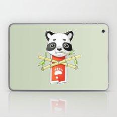 Panda Banner Laptop & iPad Skin