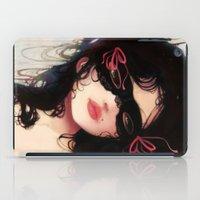 Le Masque iPad Case
