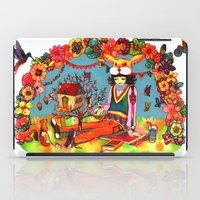 Hideaway Love iPad Case