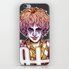 Jester iPhone & iPod Skin