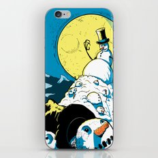 The Last One Standing iPhone & iPod Skin