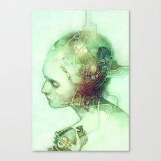 Weld Canvas Print