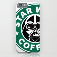 Star Wars Coffee iPhone 6 Slim Case