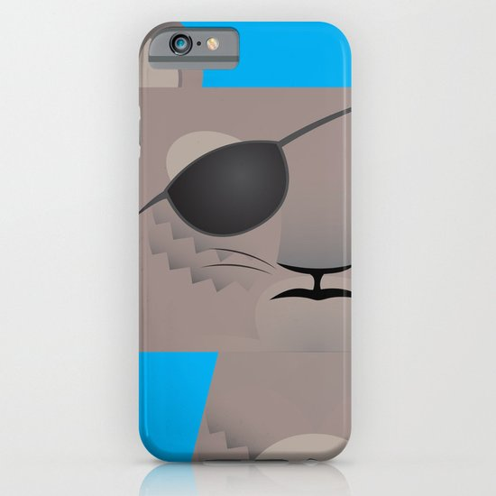 Deadly Squirrel iPhone & iPod Case