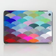 iPad Case featuring Scales by Steven Womack