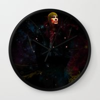 Into The Unknown. Wall Clock