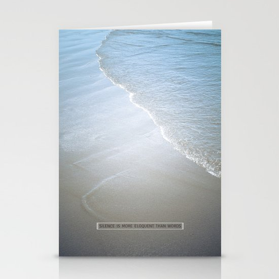 Eloquence Stationery Card