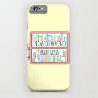 Emergency Bookshelf iPhone 6 Slim Case