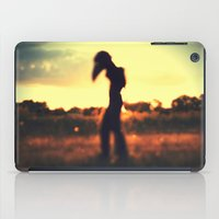 Walker on the Plains iPad Case