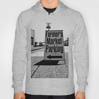Market Parking Here Hoody