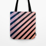 Lines Out Tote Bag