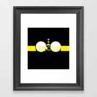 Watchmen 2.0 - Nite Owl Framed Art Print