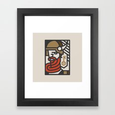 Keymaster Games Framed Art Print