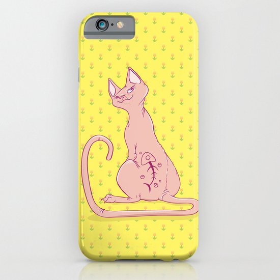 Cats with Tats iPhone & iPod Case